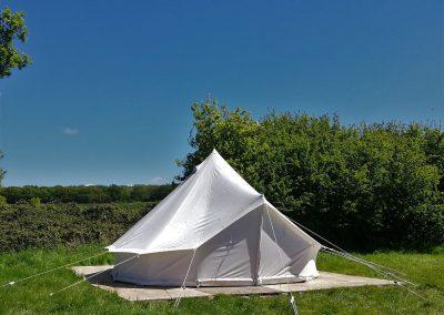 Ellenden Farm Camping - Bell Tent